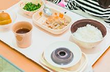 栄養課 Nutrition section