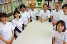 看護部 Nursing department